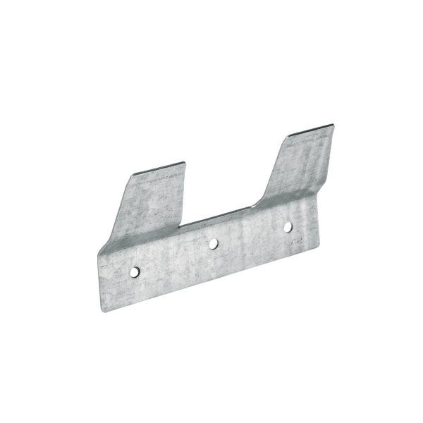 Support de métal pour seau en plastique