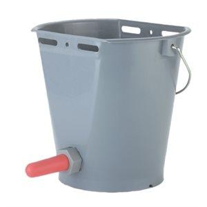 KERBL Plastic calf bucket 8 L