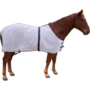 Horse Sense Fly Sheets White