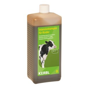 Intensive shampoo for cattles 1 Liters