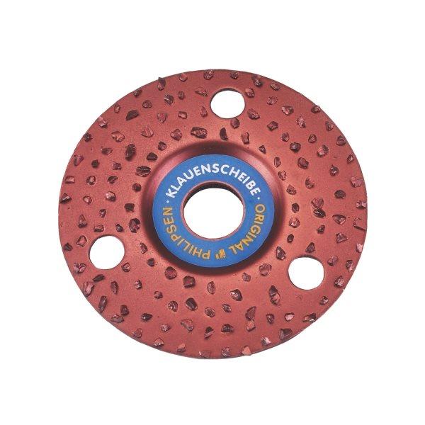 Philipsen hoof disc 115 mm coarse