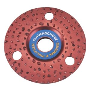 Philipsen hoof disc coarse