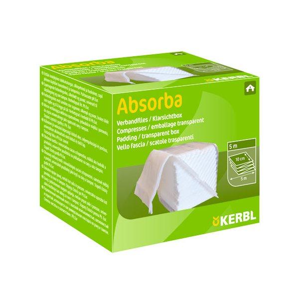 Compresse Absorba,10 cm x 5 m