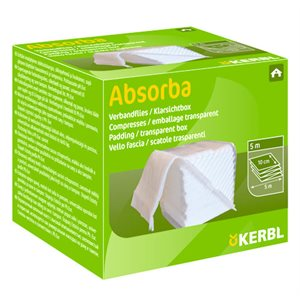 Wound protection pads Absorba 10 cm x 5 m