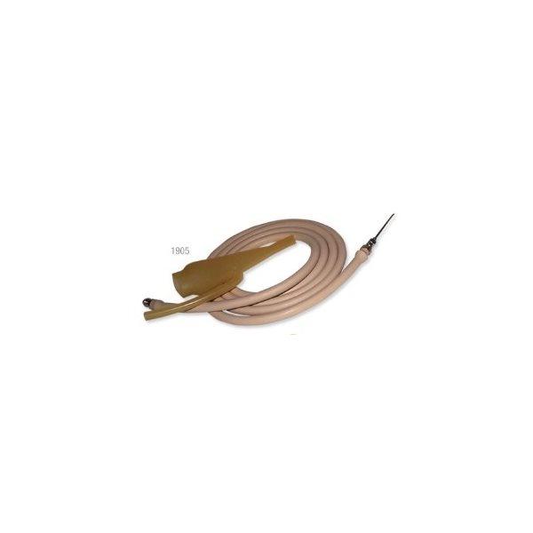 Ensemble IV Dexco tube caoutchouc - aiguille 16g x 1 1 / 2