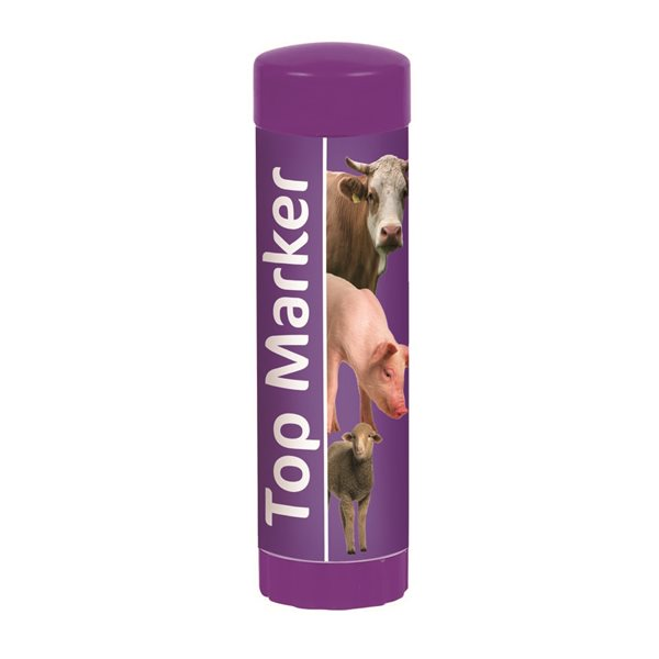 Crayon marqueur Top Marker violet bte / 10