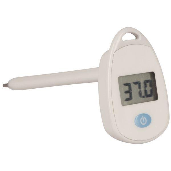 Thermomètre numérique pour grand animaux °C / °F