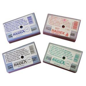 RAIDEX marking block
