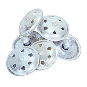 Aluminum valves pk / 6