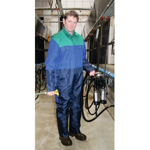 Milking overall, waterpoof, xx-large size