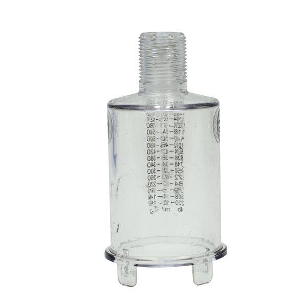 Baril et joint de piston 30 ml