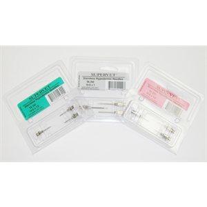 SyrVet stainless steel needles pk / 3