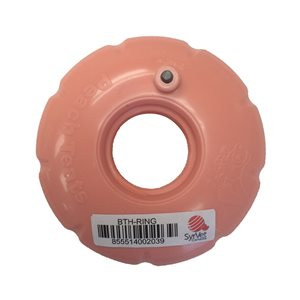 PEACH teat nurser ring without teat