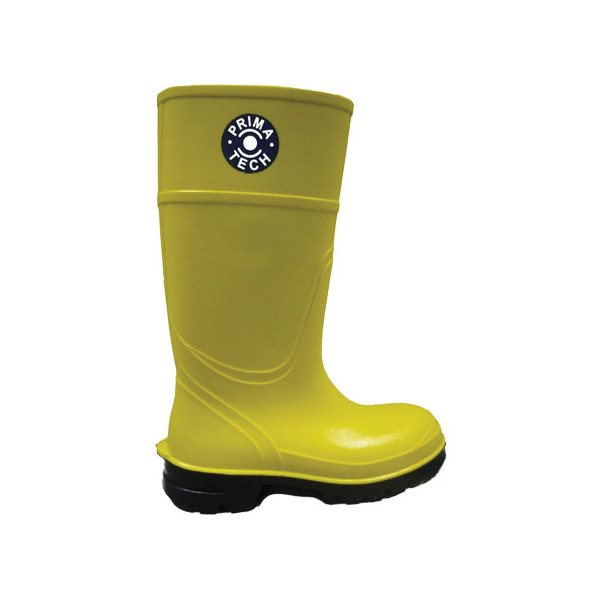 PRIMA Safety Polyurethane Boot with Steel Toe size 4