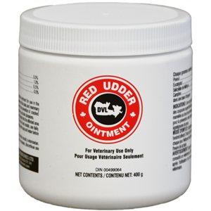 Onguent adoucissant et protecteur Red Udder 400 g