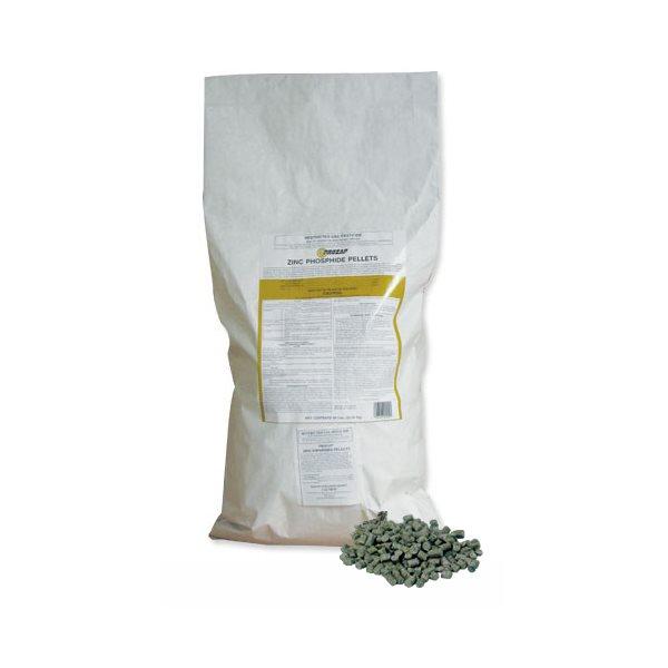 Prozap granules au phosphure de zinc 2% sac / 20 kg