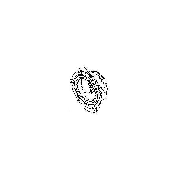 Base détachable pour valves TP / MF