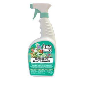 Knock Down green house plant & flower liquid 950 ml