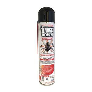 Knock Down X-Max farm & livestock aerosol 454 g