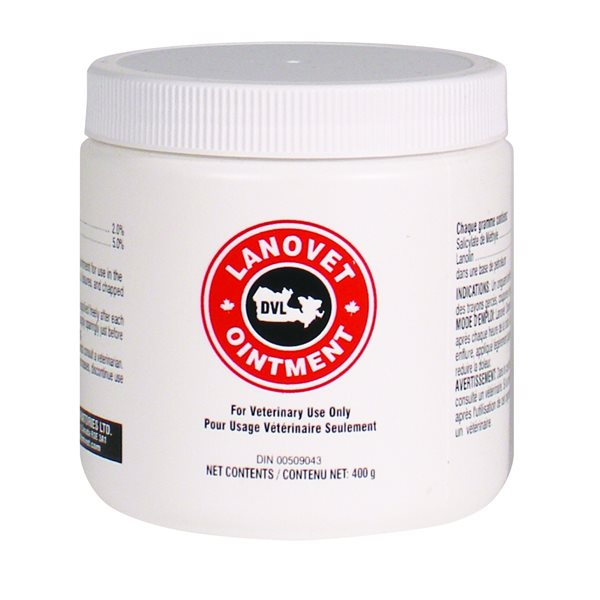 Lanovet soothing ointment 400g