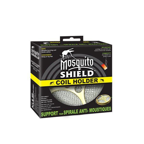 Support et crochet pour spirale Mosquito Shield