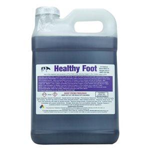Solution pour bain de pieds Healthy Foot 2.5 gal.