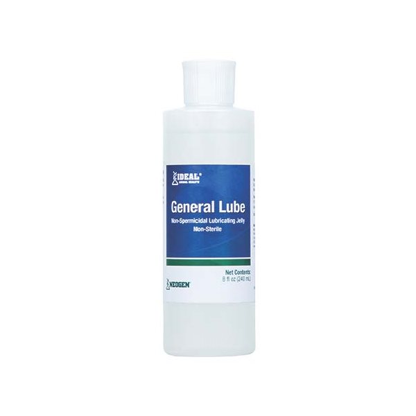 Gel lubrifiant General Lube IDEAL 8 oz