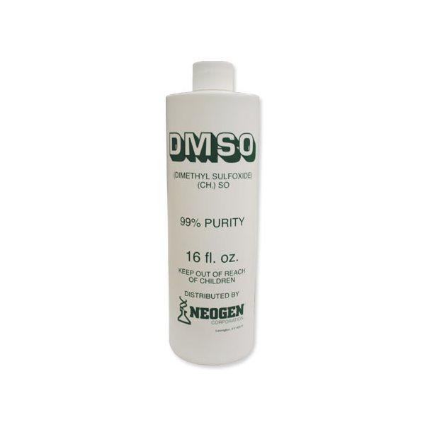 Sulfoxyde de diméthyle 99 % (DMSO) liquide 16 onces