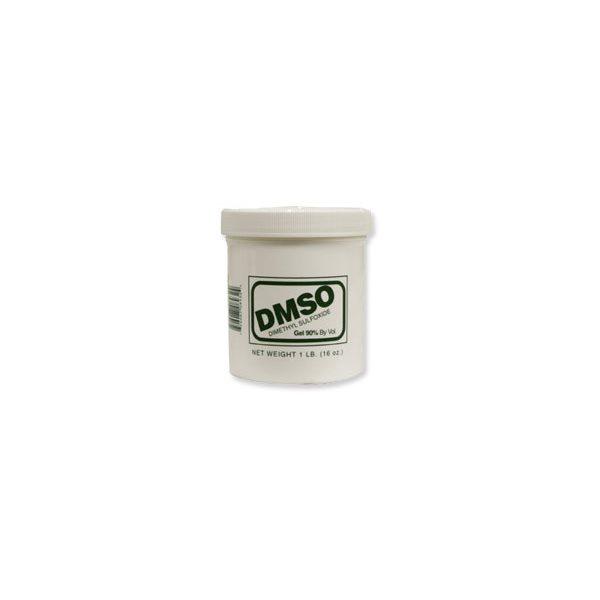 Sulfoxyde de diméthyle 90 % (DMSO) en gel 4 onces