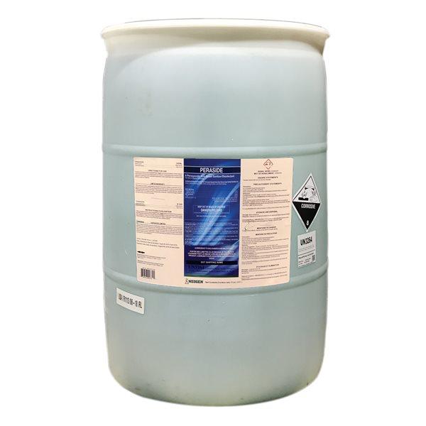 PERASIDE désinfectant nettoyeur large spectre 208 L