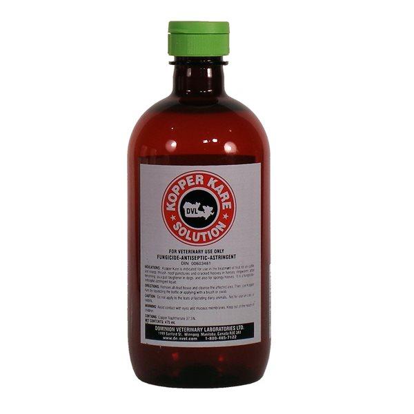 Solution Kopper Kare 475 ml