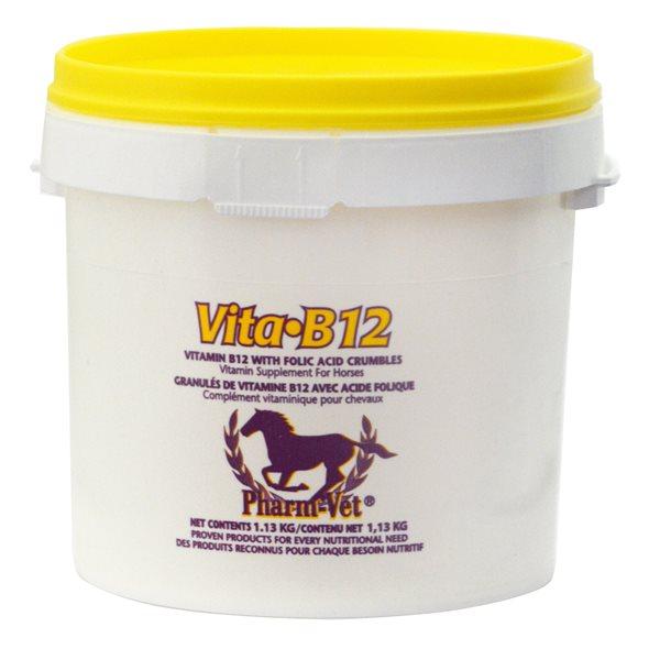 Granulés vitamines B12 & acide folique 1.13 kg