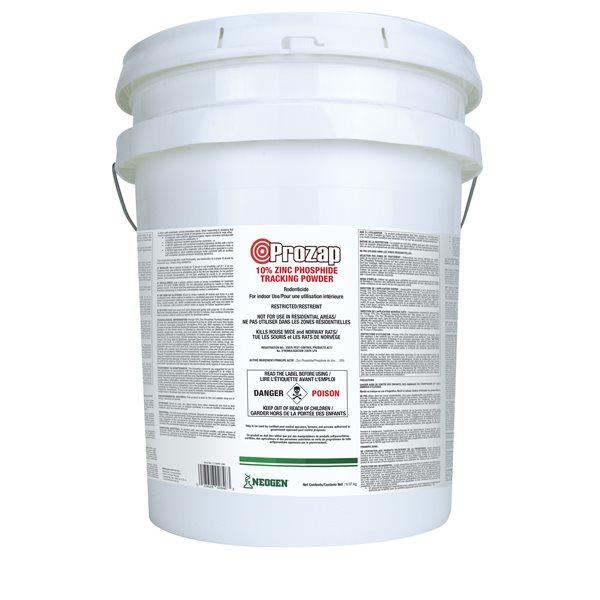 PROZAP Tracking Powder phosphure de zinc 10% 9.07 kg