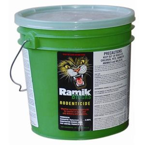 RAMIK GREEN Rodent Control Blocks 64 x 28.3 g