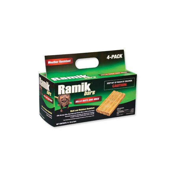 RAMIK VERT Anti-rongeurs barres 4 x 453 g