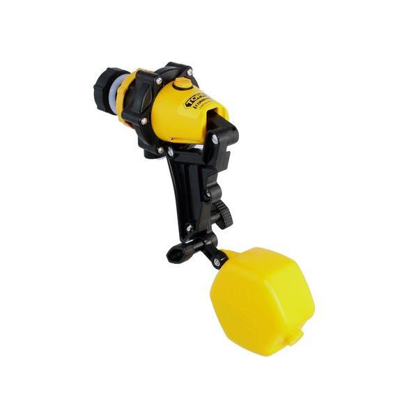 "Jobe Topaz Compact float valve 3 / 4"" detach long tail"