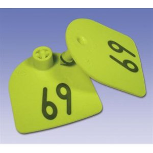 Caisley Multiflex Hog Ear Tags Double Model U