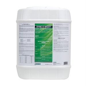 DYNE-O-MIGHT cleaner disinfectant 18.9 L