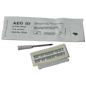 Microchip ISO AEG ID with aZoo.me cards kit / 20