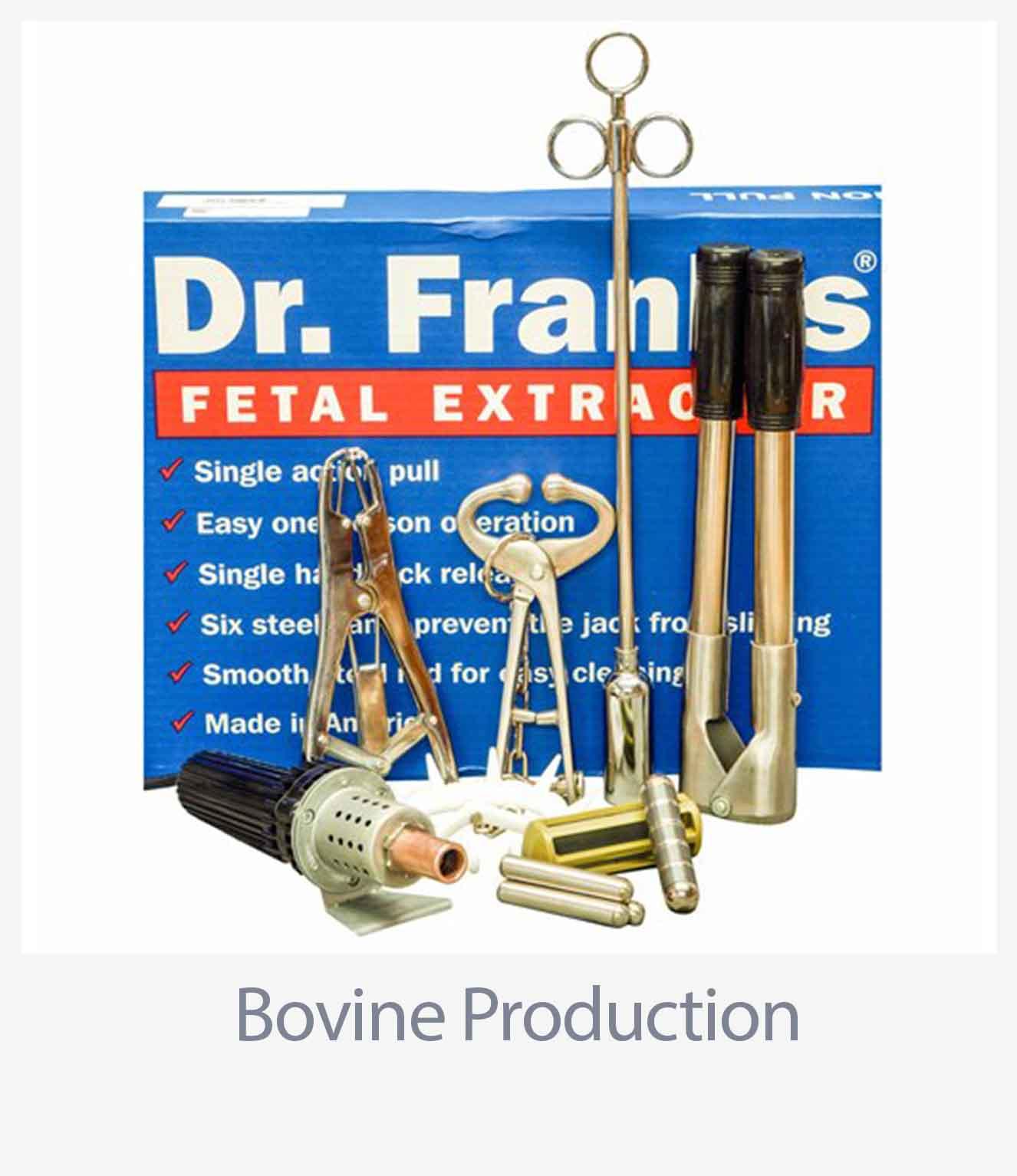 Bovine Production