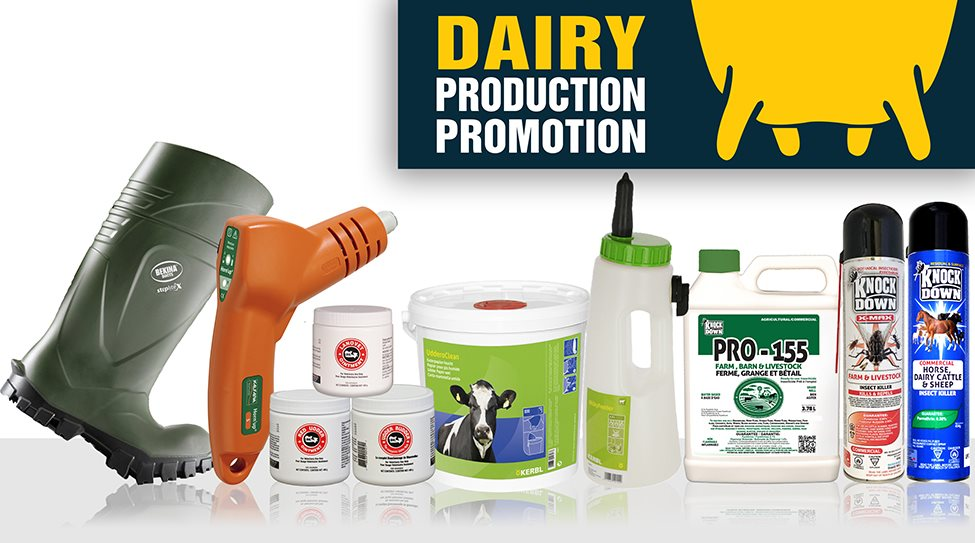 Dairy Production Promotion