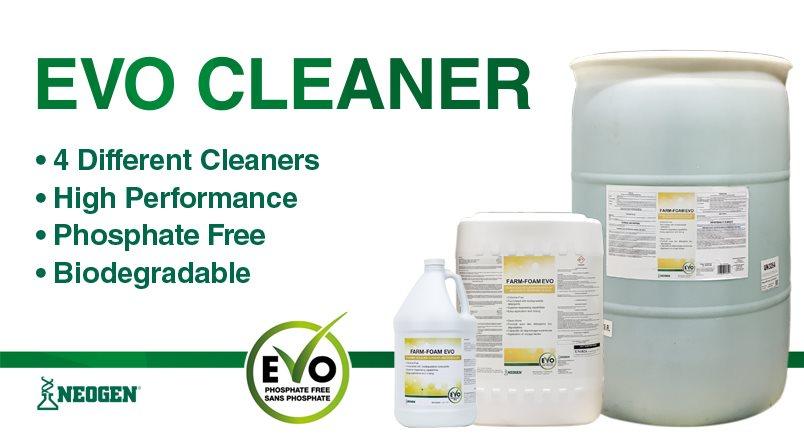 Evo Cleaners