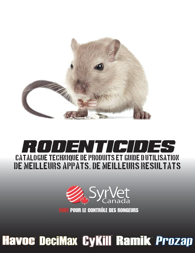 Catalogue Rodenticide 2020
